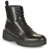Sapatos Mulher Botas baixas Levi's BRIA Preto