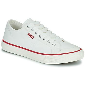 Sapatos Mulher Sapatilhas Levi's HERNANDEZ S Branco