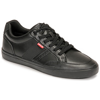 Sapatos Homem Sapatilhas Levi's TURNER 2.0 Preto