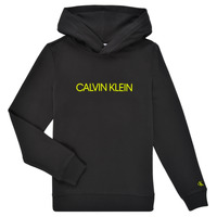 Textil Criança Sweats Calvin Klein Jeans ZOPLINA Preto