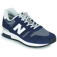 Sapatos Homem Sapatilhas New Balance 565 Azul / Cinza