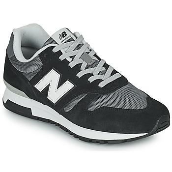 Sapatos Homem Sapatilhas New Balance 565 Preto / Cinza