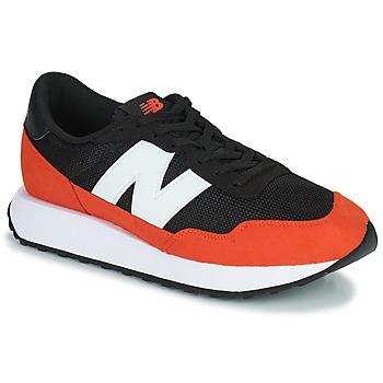 Sapatos Homem Sapatilhas New Balance 237 Preto / Laranja