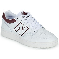 Sapatos Homem Sapatilhas New Balance 480 Branco / Bordô