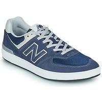 Sapatos Homem Sapatilhas New Balance AM574 Azul