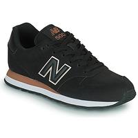 Sapatos Mulher Sapatilhas New Balance 500 Preto