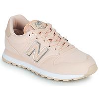 Sapatos Mulher Sapatilhas New Balance 500 Rosa