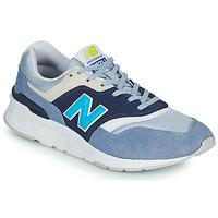 Sapatos Mulher Sapatilhas New Balance 997 Branco / Azul