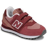 Sapatos Rapariga Sapatilhas New Balance 574 Rosa