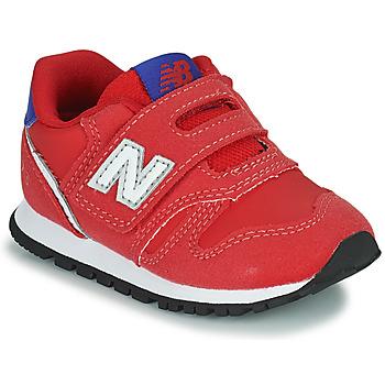 Sapatos Rapaz Sapatilhas New Balance 373 Vermelho