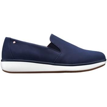 Sapatos Mulher Slip on Joya Sapatos  JASMINE AZUL ESCURO