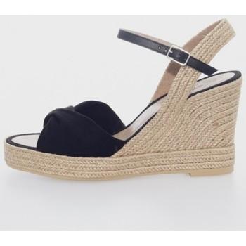 Sapatos Mulher Alpargatas Casteller 767 Negro