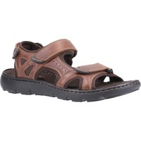 Sapatos Homem Sandálias desportivas Hush puppies  Brown