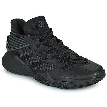 Sapatos Sapatilhas de basquetebol adidas Performance HARDEN STEPBACK Preto