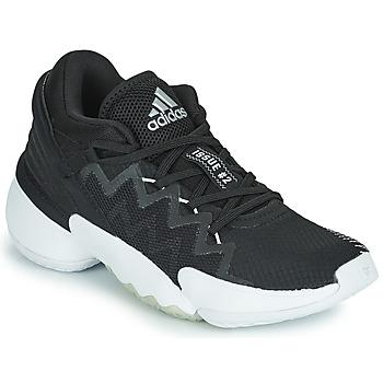 Sapatos Sapatilhas de basquetebol adidas Performance D.O.N. ISSUE 2 Preto