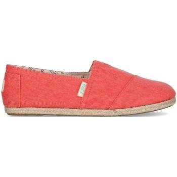 Sapatos Mulher Alpargatas Paez Alpargatas Original Classic W Essentials Coral Vermelho