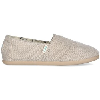 Sapatos Mulher Alpargatas Paez Alpargatas Original Gum W Combi Sand Bege