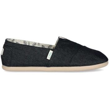 Sapatos Mulher Alpargatas Paez Alpargatas Original Gum W Combi Black Preto