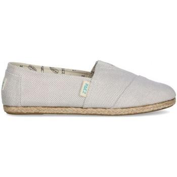 Sapatos Mulher Alpargatas Paez Alpargatas Original Classic W Day & Sparks Silver Prata