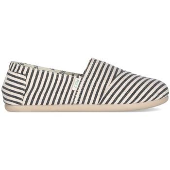 Sapatos Homem Alpargatas Paez Alpargatas Original Gum M Surfy Alaska Preto
