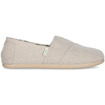 Sapatos Homem Alpargatas Paez Alpargatas Original Gum M Combi Sand Bege