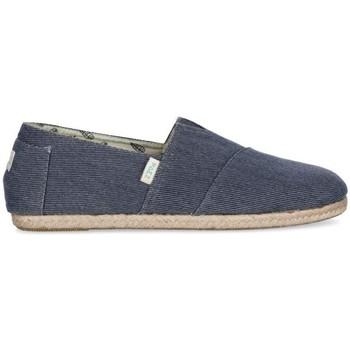 Sapatos Homem Alpargatas Paez Alpargatas Original Classic M Essentials Sea Azul