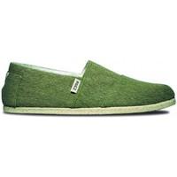 Sapatos Homem Alpargatas Paez Alpargatas Original Raw M Essentials Khaki Verde