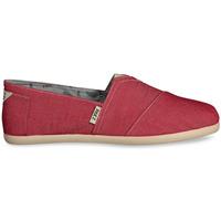 Sapatos Homem Alpargatas Paez Alpargatas Original Gum M Combi Red Vermelho