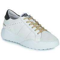 Sapatos Mulher Sapatilhas Semerdjian KYLE Branco / Bege / Preto