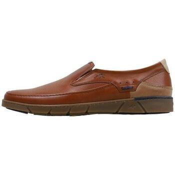 Sapatos Homem Mocassins Fluchos  Castanho
