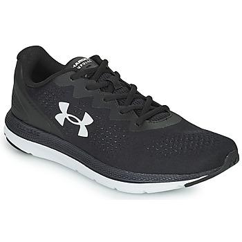 Sapatos Homem Sapatilhas de corrida Under Armour CHARGED IMPULSE 2 Preto / Branco