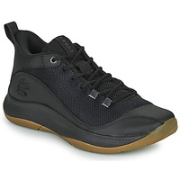 Sapatos Homem Sapatilhas de basquetebol Under Armour 3Z5 Preto