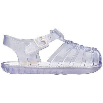 Sapatos Criança Sapatos aquáticos Melissa My First Mini  III Glass Violeta