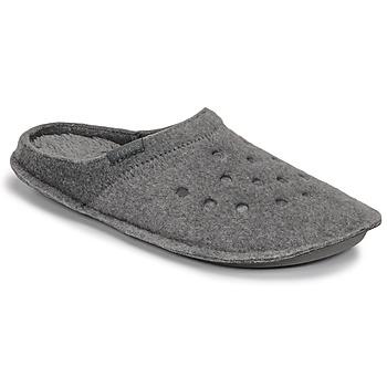 Sapatos Chinelos Crocs CLASSIC SLIPPER Cinza