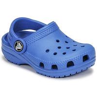 Sapatos Criança Tamancos Crocs CLASSIC CLOG K Azul
