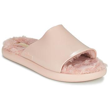 Sapatos Mulher chinelos Melissa MELISSA FLUFFY SIDE AD Rosa