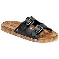 Sapatos Mulher Chinelos Melissa MELISSA WIDE AD Preto