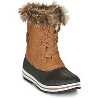 Sapatos Criança Botas de neve Kimberfeel ADRIANA2 Bege