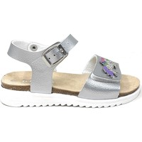 Sapatos Rapariga Sandálias Lelli Kelly - Sandalo argento LK 1505 ARGENTO