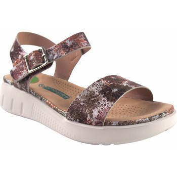 Sapatos Mulher Sandálias Amarpies senhora  19063 abz beig Branco