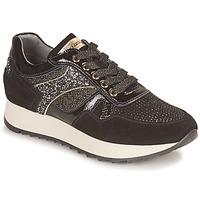 Sapatos Mulher Sapatilhas NeroGiardini  Preto