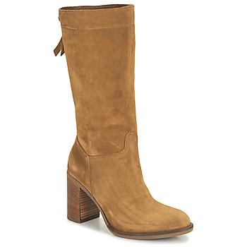 Sapatos Mulher Botas NeroGiardini CITROUILLO Conhaque