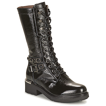 Sapatos Mulher Botas NeroGiardini COURGO Preto