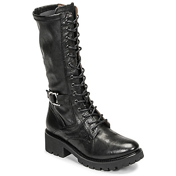 Sapatos Mulher Botas NeroGiardini CRESSONO Preto