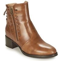 Sapatos Mulher Botins NeroGiardini ENDIVO Conhaque