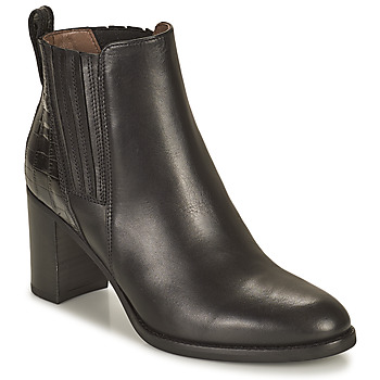 Sapatos Mulher Botins NeroGiardini FENOUILO Preto