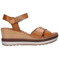 Sapatos Mulher Sandálias Valeria's 7230 Mujer Cuero marron
