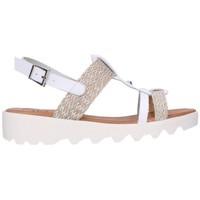 Sapatos Mulher Sandálias Valeria's 7141 Mujer Blanco blanc