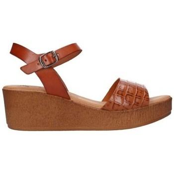 Sapatos Mulher Sandálias Lola Rico 913 Mujer Cuero marron