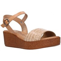 Sapatos Mulher Sandálias Lola Rico 913 Mujer Beige beige